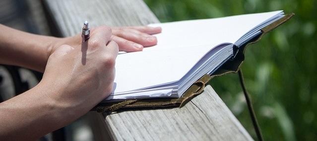 Je veux écrire (poème)